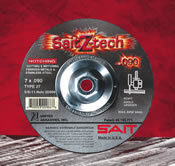 sait cut off wheel stainless notching
